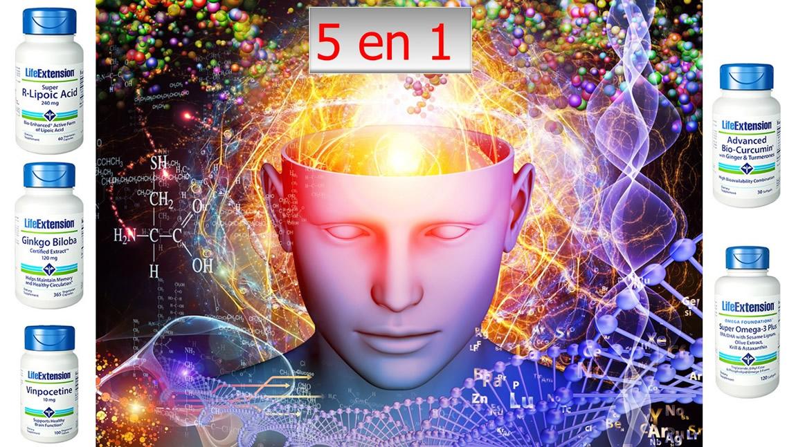 5 molécules essentielles