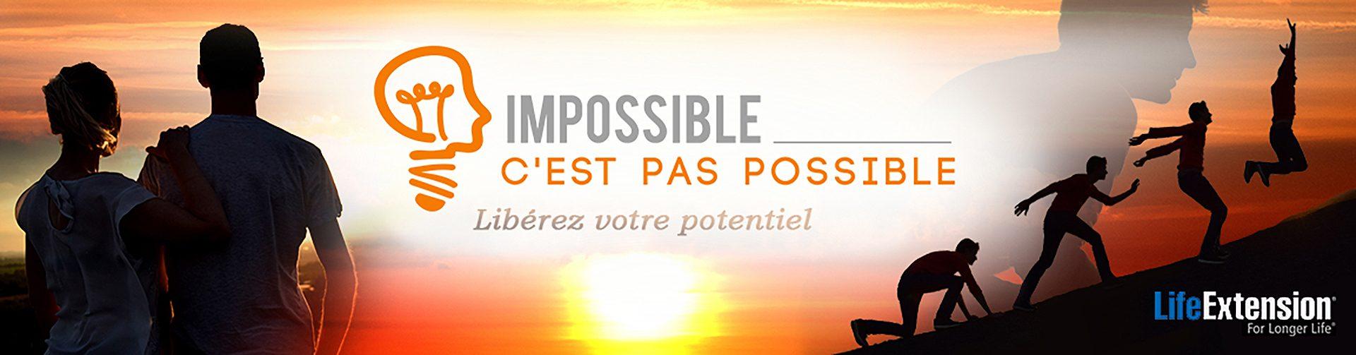 Impossible c'est pas possible